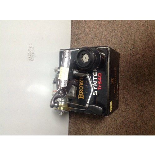 BROWNING SYNTEC TR340 REEL - GED'S FISHING TACKLE