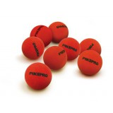 PIKE PRO BAIT POPPERS RED 18MM BULK